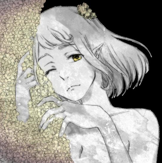 Lassée d'oublier ♣ Elle dessine son identité
