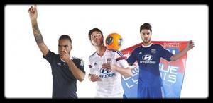 Le Calendrier de l'Olympique Lyonnais saison 2014-2015