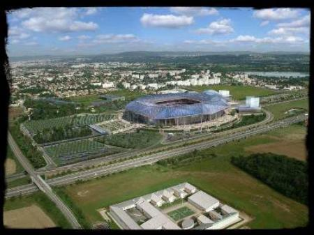 L'Olympique Lyonnais aura son stade en 2016