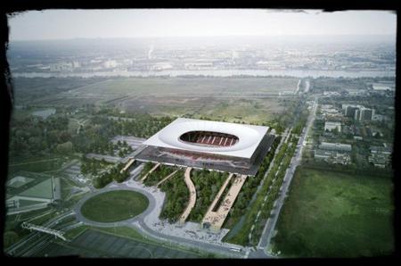 Le projet des Girondins de Bordeaux pour 2016