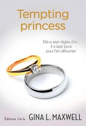 Tempting princess de Gina L. Maxwell
