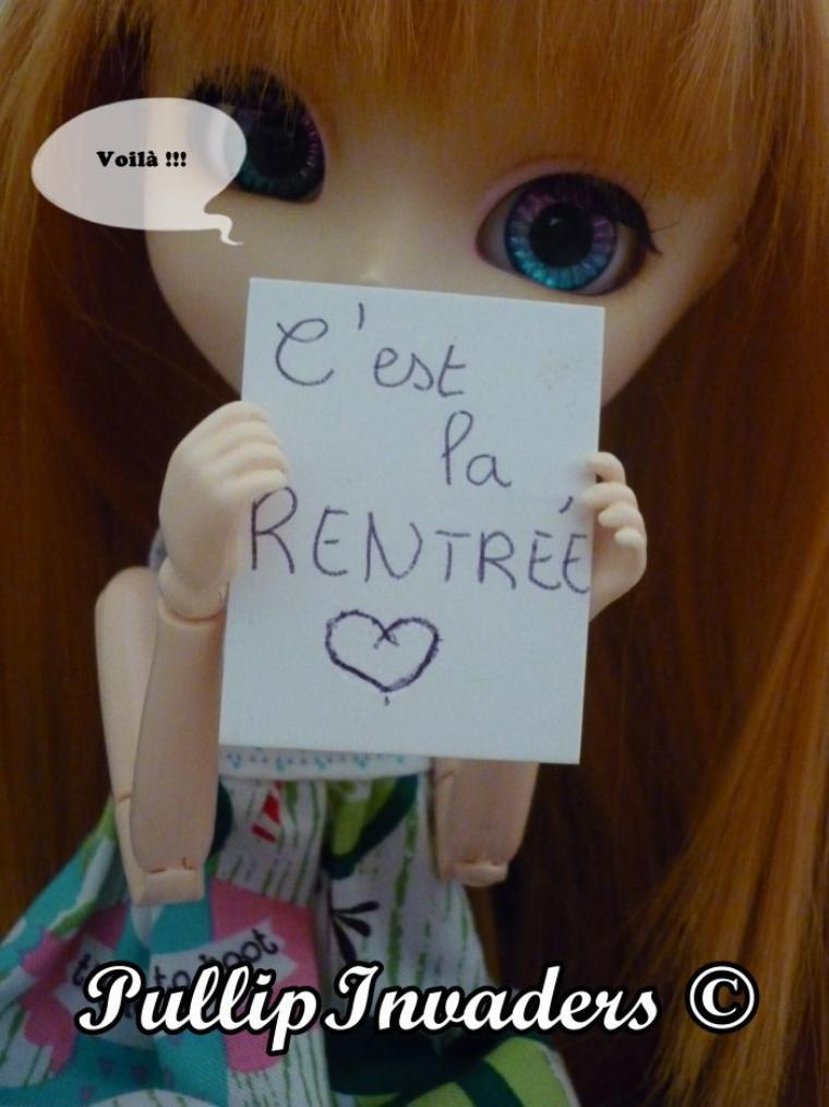 The rentrée... Comment la préparer (2)