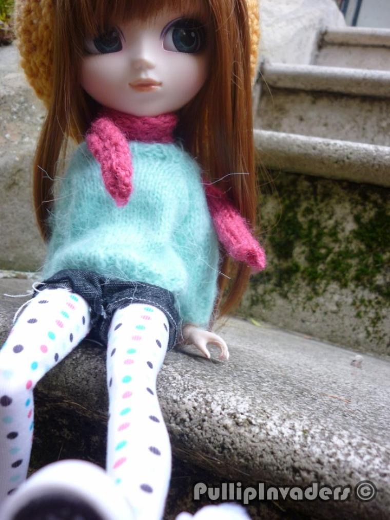 Winter. So. I'm cold. (1)
