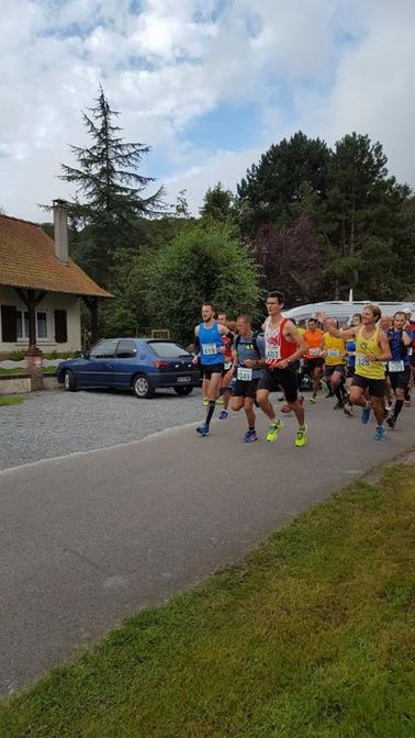 25/09 : Semi Marathon de la Caloterie : VICTOIRE en 1h14'27