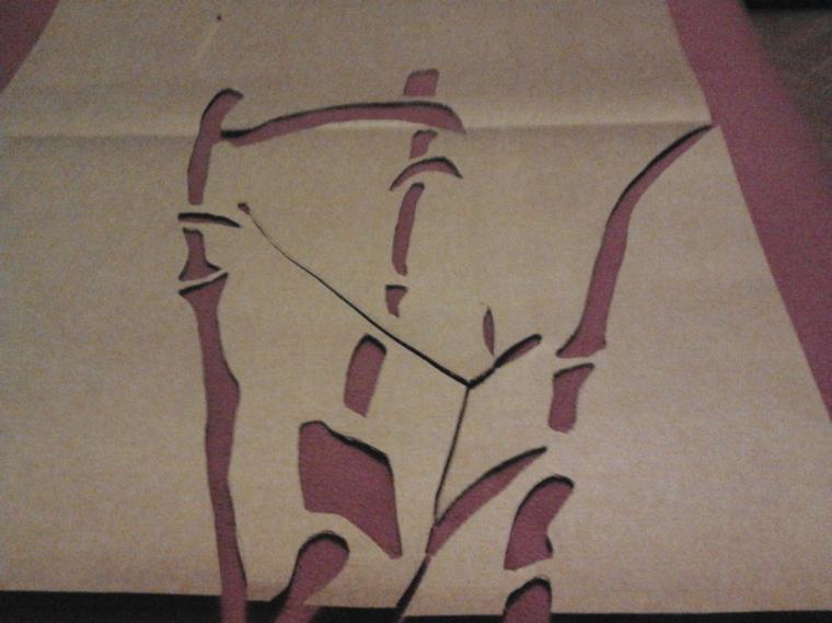 Travail n°11 - Bambou