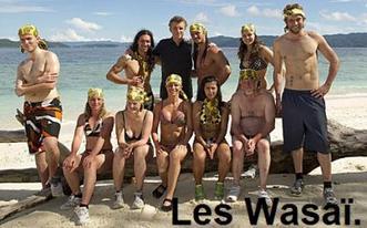 Equipe Jaune : Les Wasaï.