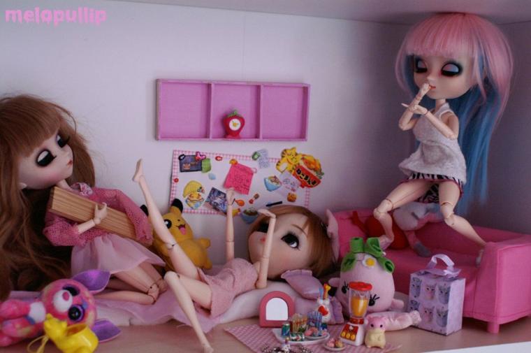 pour le concours de Diary-doll