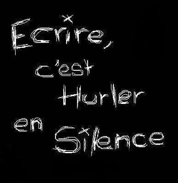 soufrir en silence