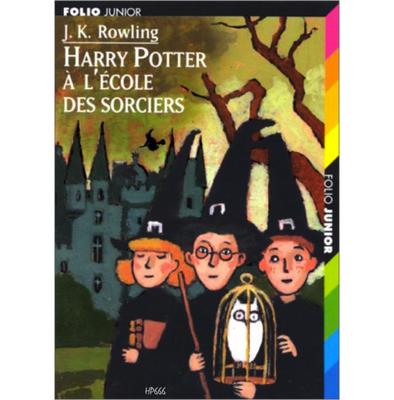 Harry Potter à l'Ecole des Sorciers (1er tome)