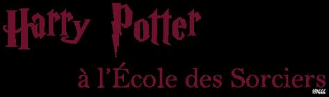 Harry Potter à l'Ecole des Sorciers: le film