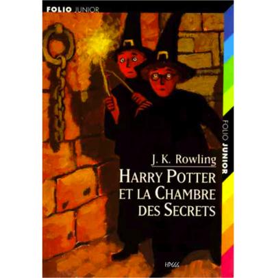 Harry Potter et la Chambre des Secrets (2ème tome)
