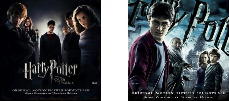 Bandes-son des films Harry Potter