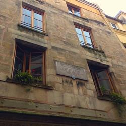 Petit détour à Paris vers la maison de Nicolas Flamel