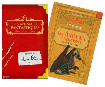 Le Quidditch à travers les âges & Les animaux fantastiques