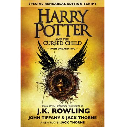 Harry Potter et l'Enfant Maudit - le livre
