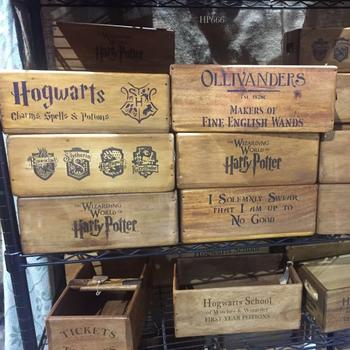 Londres pour les fans d'Harry Potter - Shopping