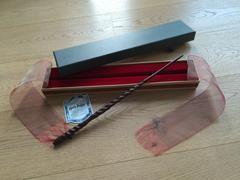 Baguette de Cho Chang boîte Ollivander