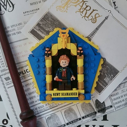 Les LEGO et Harry Potter