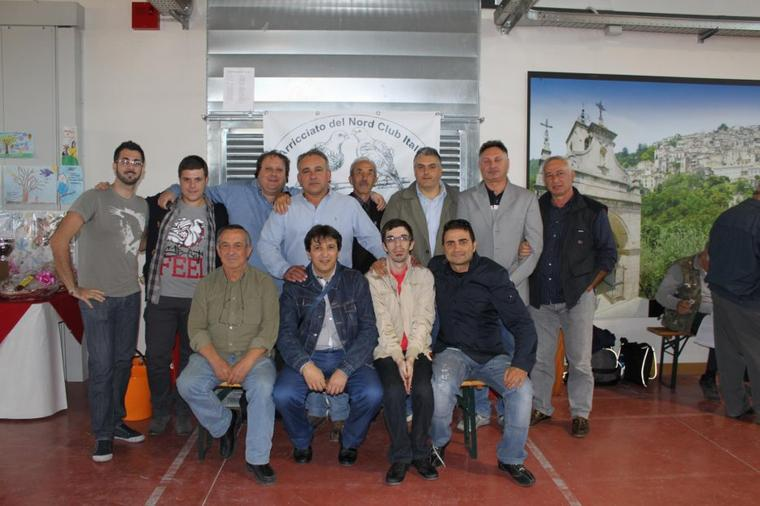 Specialistica A.d.N.C.I. 2012