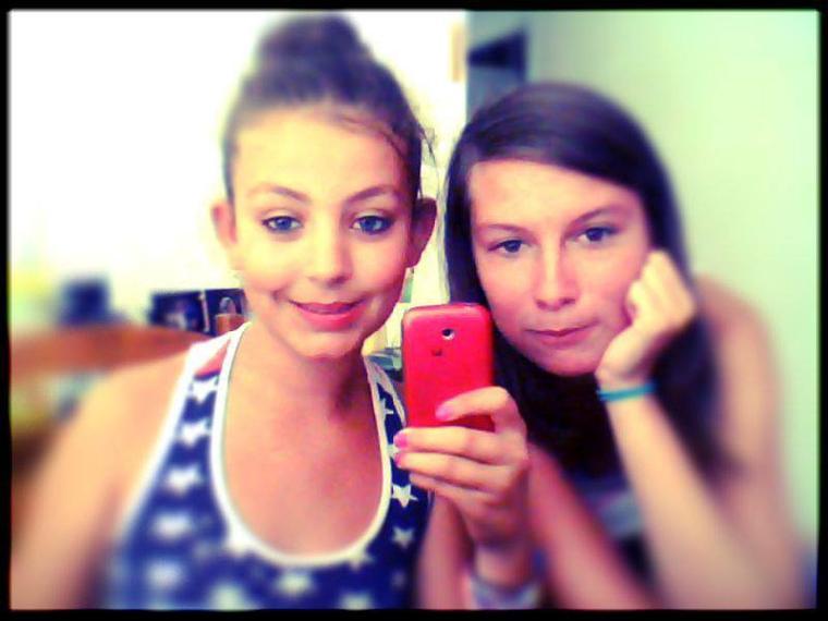 Ma cousine. ♥