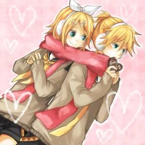Bonne st-valentin^^!