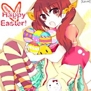 HAPPY EASTER^^!!!