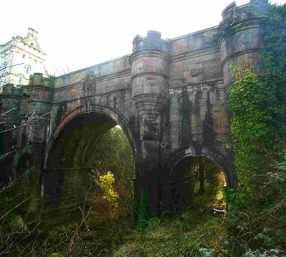 Le mystérieux pont d'Overtoun (Ecosse)