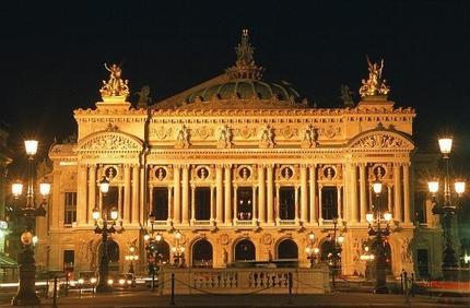 Les mystères de l'Opéra Garnier (Paris)