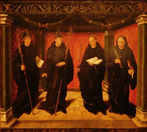 St Benoît et sa médaille contre le mal