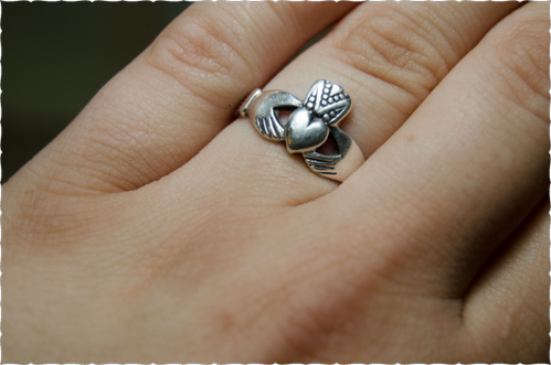La bague de Claddagh : bijou traditionnel irlandais