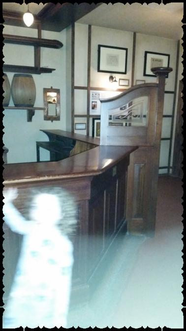 Le fantôme du musée (Ecosse)