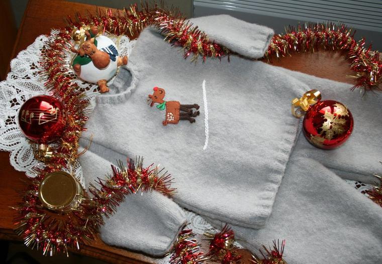Tricot de Noël