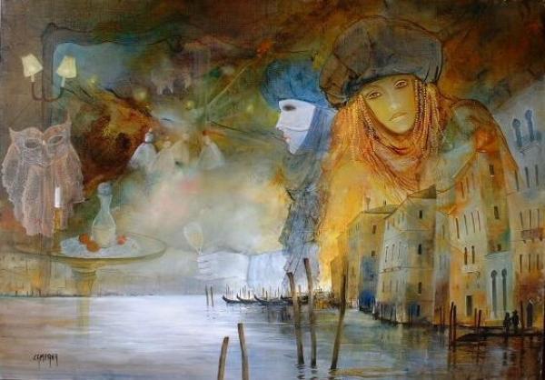 Rêves à Venise
