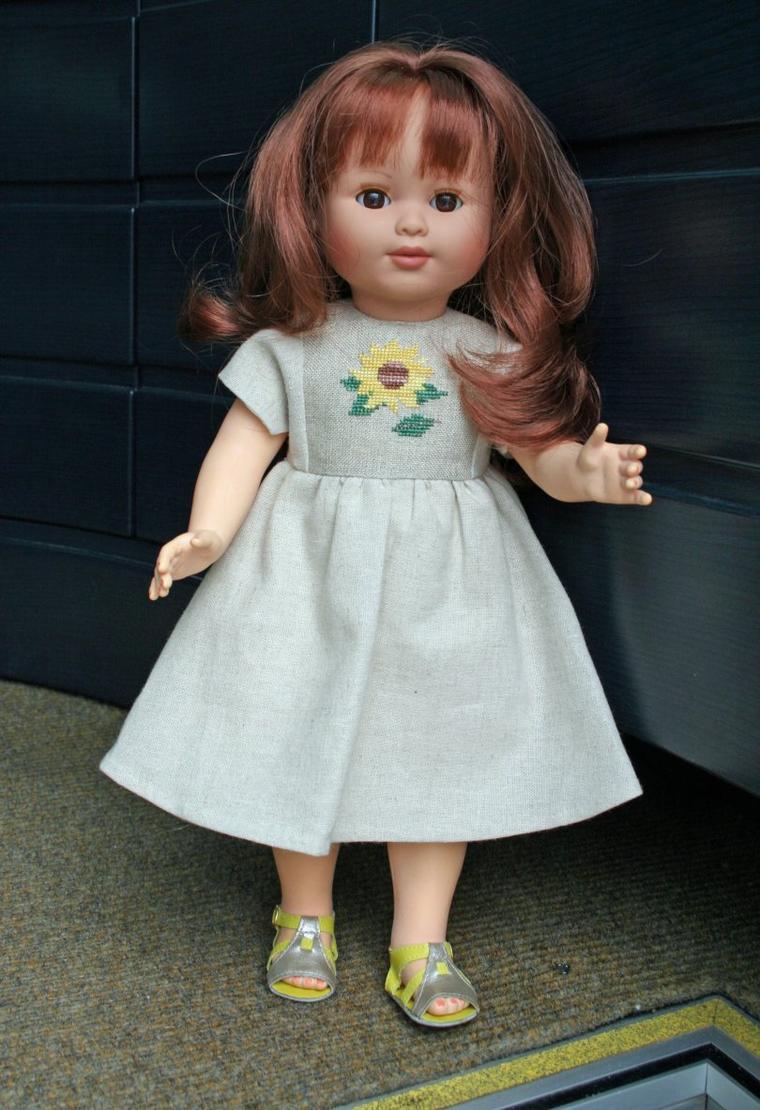 La robe d'Agathe