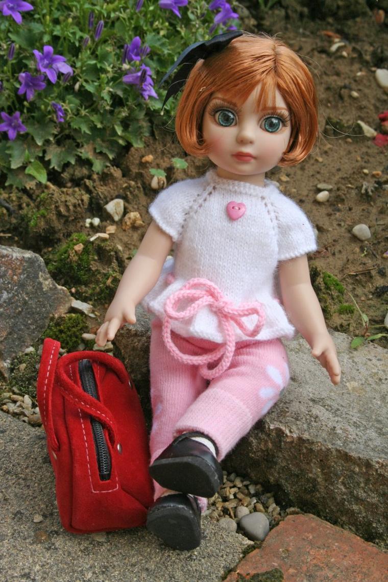 Sonya part en voyage