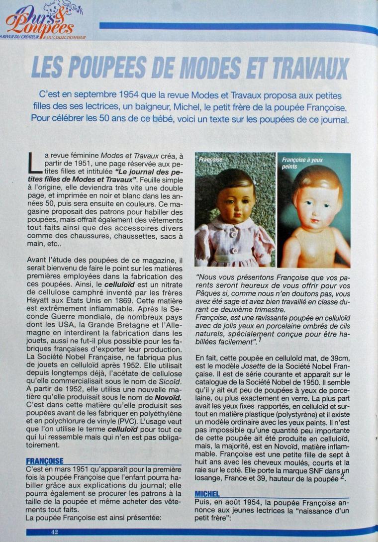 Ours & Poupées N° 10 - 2005