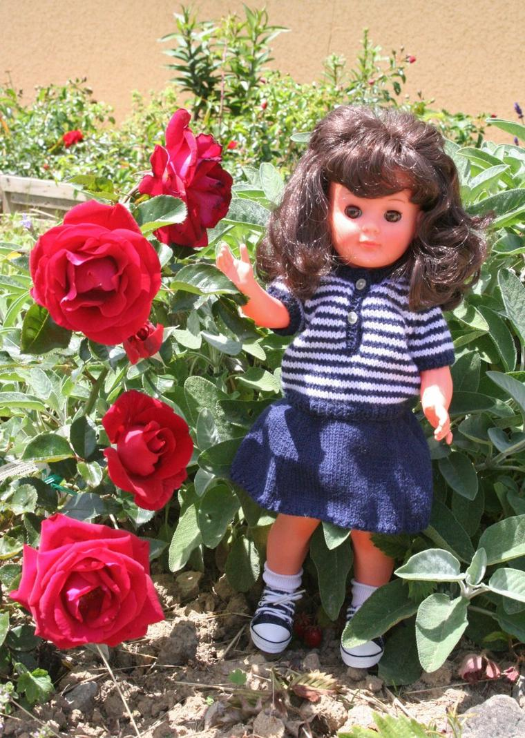 Le parfum des roses
