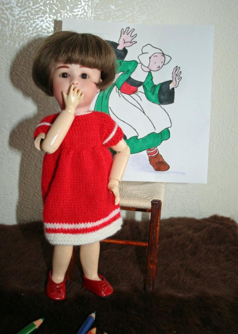 Lottie au pays Basque