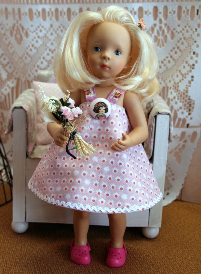 Ma poupée de Janvier