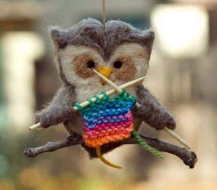 Journée mondiale du tricot !