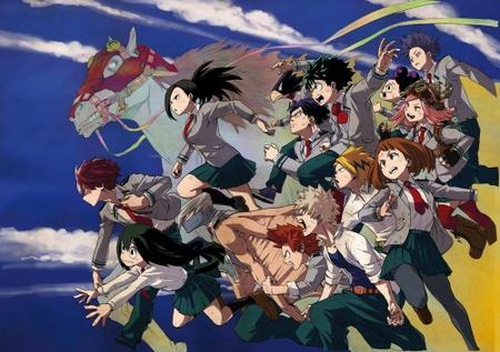 My Hero Academia !! *^*