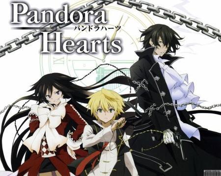 Pandora Hearts !! v^v