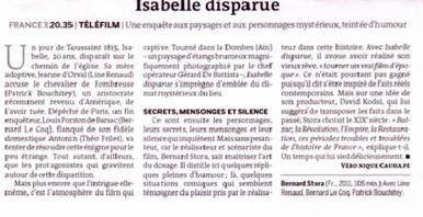 Line Renaud - Revue de presse (suite)