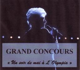 """Line Renaud - Grand concours: 5 CD/DVD dédicacés  """"Un soir de Mai à l'Olympia"""" à gagner"""