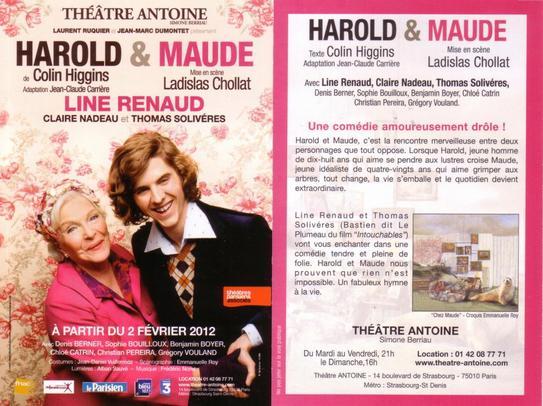 Line Renaud - Promo