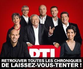"""Line Renaud - Thomas Soliveres dans """"Laissez vous tenter"""""""