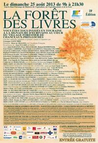 Line Renaud - En dédicace à la Fôret des Livres 25-08-2013