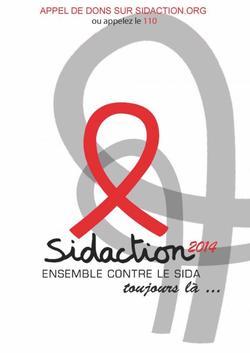 Line Renaud - Bilan du Sidaction 2014: 5 millions de dons