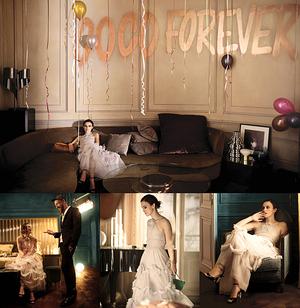 Chanel: •Quatre nouvelles photos pour la promotion de Coco Mademoiselle Intense sont disponibles.