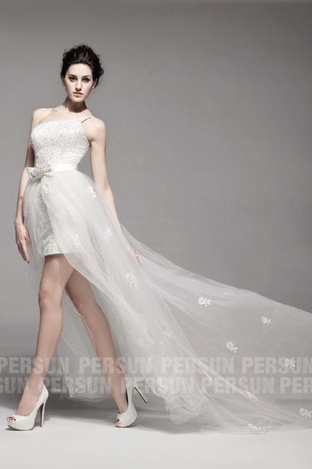 Deux typles de robes de mariées pour créer un look sublime
